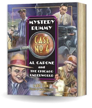 Mystery Rummy - Al Capone (engl.)