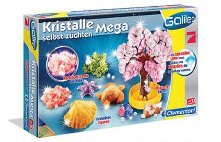 Galileo - Kristalle selbst züchten - Mega (ExpK)