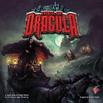 Fury of Dracula (engl.)