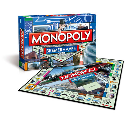 Monopoly Bremerhaven