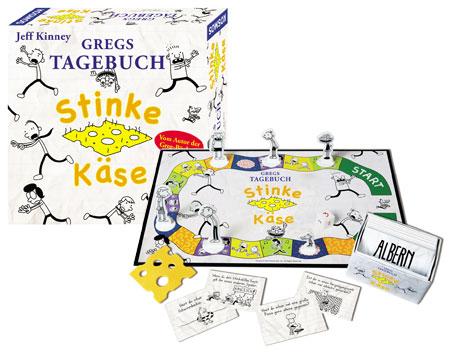 Gregs Tagebuch - Stinke-Käse