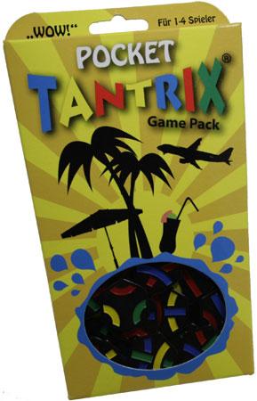 Tantrix - Pocket Motiv Urlaub (gelb)
