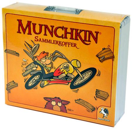 Munchkin Spielregeln