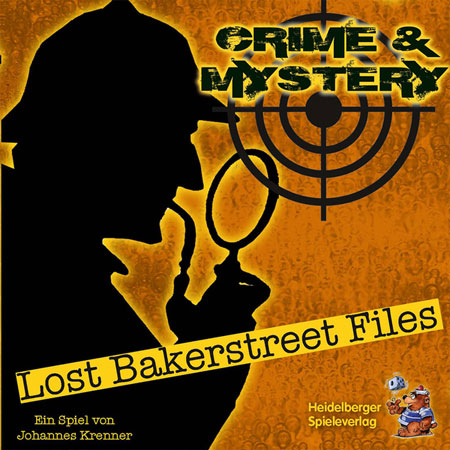 Crime & Mystery - Lost Bakerstreet Files