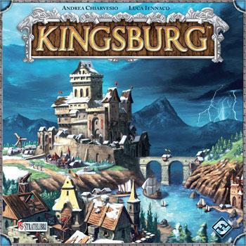 Kingsburg (engl.)