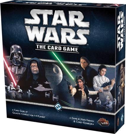 Star Wars - Das Kartenspiel (engl.)
