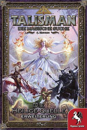 Talisman: Die Magische Suche (4. Edition) - Die heilige Quelle Erweiterung