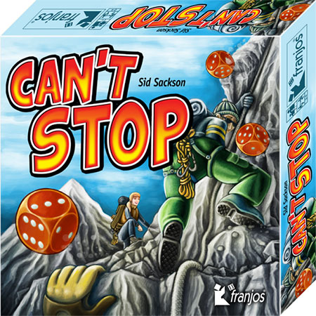 Can´t STOP (Franjos)