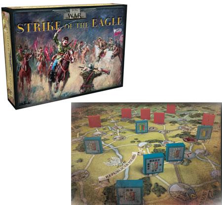 Fog of War - Strike of the Eagle (engl.)