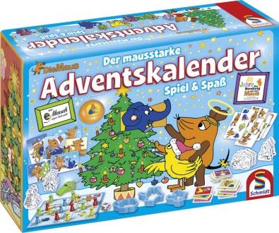 Mag Adventskalender der mausstarke adventskalender spiel der mausstarke adventskalender kaufen