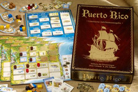 Puerto Rico - Jubiläumsausgabe