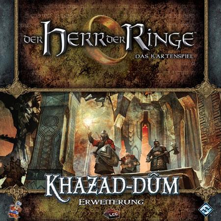 Der Herr der Ringe - Das Kartenspiel: Khazad-Dum Erweiterung
