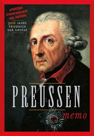 Preussen Memo