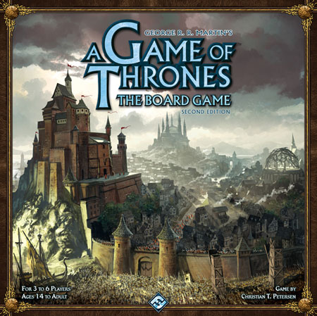 A Game of Thrones - 2nd Edition (engl.)