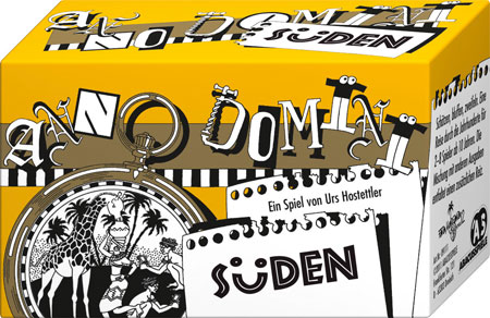 Anno Domini - Im Süden