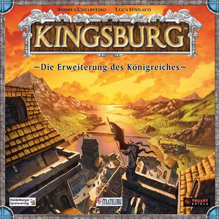 Kingsburg - Die Erweiterung des Königreiches