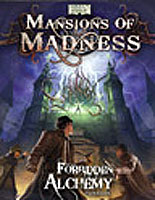 Mansions of Madness - Forbidden Alchemy (engl.)
