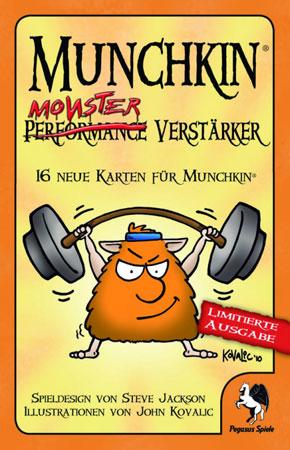Munchkin Monsterverstärker