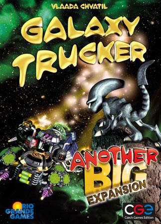 Galaxy Trucker - Noch eine große Erweiterung