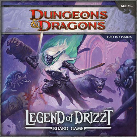 Dungeons & Dragons - Legend of Drizzt (engl.)