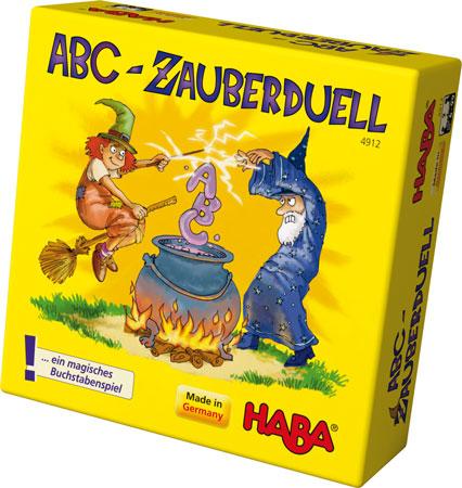 ABC - Zauberduell