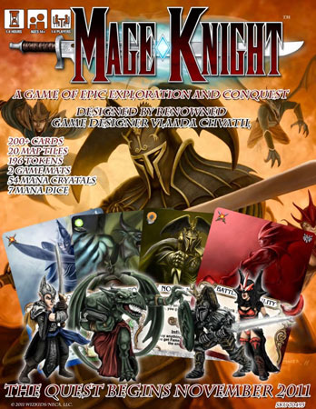 Mage Knight (engl.)