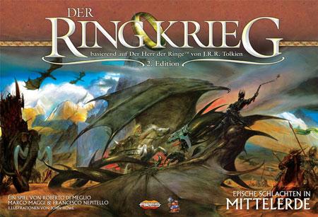 Der Herr der Ringe - Der Ringkrieg 2. Edition
