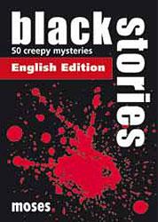 Black Stories 1 - English Edition (engl.)