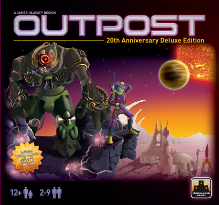 Outpost (engl.)