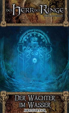 Der Herr der Ringe - Das Kartenspiel: Der Wächter im Wasser (Zwergenbinge-Zyklus 3)