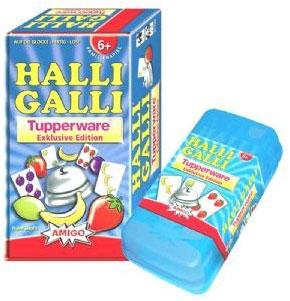 Halli Galli - Tupperware exklusive Edition