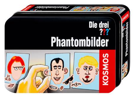 Die drei ??? - Phantombilder