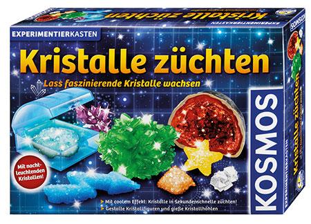 Kristalle züchten (ExpK)