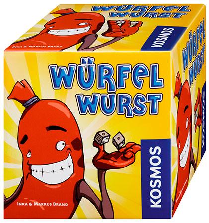 Würfelspiel Würfelwurst