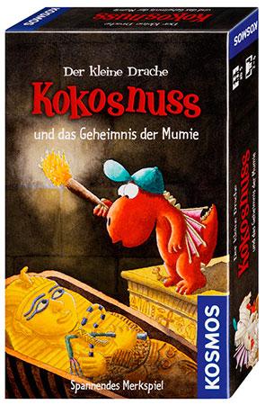 Der kleine Drache Kokosnuss - Das Geheimnis der Mumie