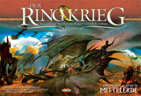 Der Ringkrieg 2. Edition Upgrade Kit