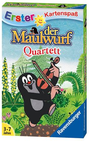 Der Maulwurf Quartett