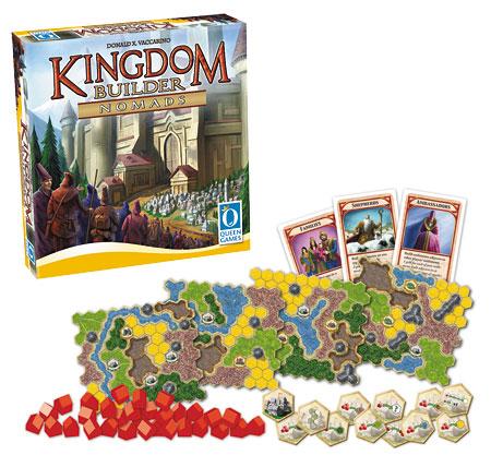Kingdom Builder - Erweiterung 1: Nomaden