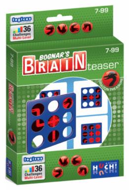 Bognars Brain Teaser - Dragon Treasure