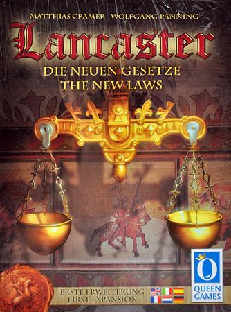 Lancaster - Die neuen Gesetze