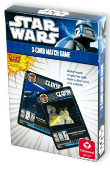 Star Wars: The Clone Wars - Kombinationsspiel