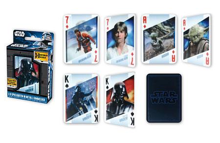 Star Wars™ 3D Lentikular-Spielkarten – Poker