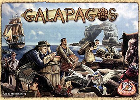 Galapagos (White Goblin Games)