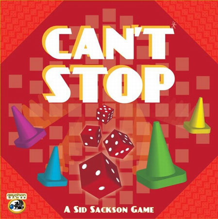 Can´t STOP (engl.)