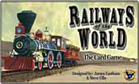 Railways of the World - The Card Game (engl.)