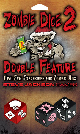 Zombie Dice 2 - Double Feature (engl.)
