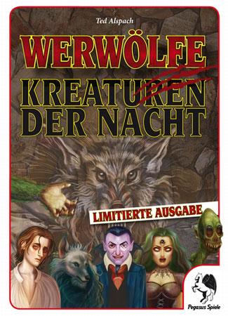 Werwölfe - Kreaturen der Nacht