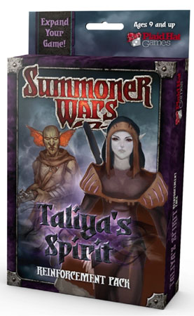 Summoner Wars - Talya´s Spirit Reinforcement Pack (engl.)