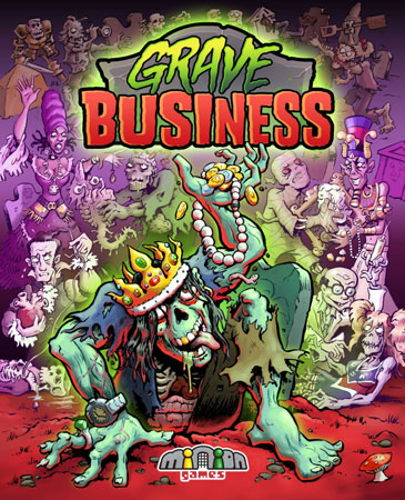 Grave Business (engl.)
