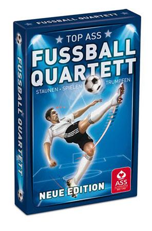 TOP ASS - Giga Quartett - Fußball